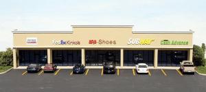 Retail Plaza Prepaid Expense