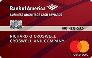 bankofamerica business credit card