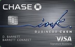 ink cash credit card