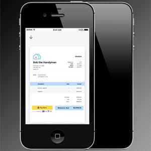 Invoice2Go software