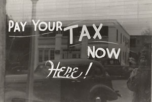 File your taxes on time Miami